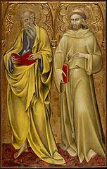 Saints Matthew and Francis