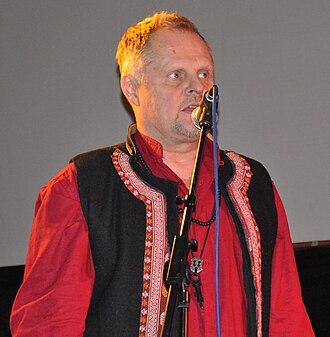 Piirpauke - Sakari Kukko in 2009