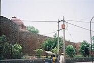 Salimgarh Fort buildings