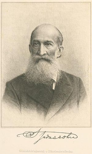 Salomon Jadassohn - Salomon Jadassohn