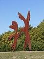 Salzgitter-Bad - Skulpturenweg (2) - Der Kuss - 2013-09-05 (6).jpg
