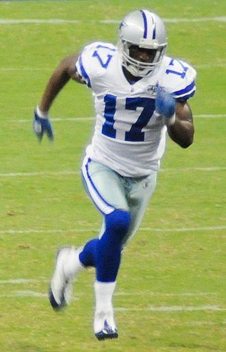 Sam Hurd - Hurd with the Cowboys