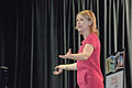 Samantha Brown at Los Angeles Travel & Adventure Show (6713175485).jpg