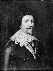 The Count of Mansfeldt