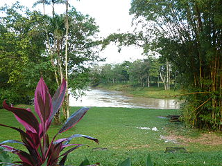 San Carlos River (Costa Rica) river in the Alajuela Province of Costa Rica