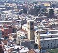 San Faustino maggiore (Brescia) (vista dal castello con neve).jpg