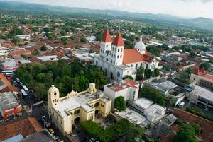 San Miguel, El Salvador - San Miguel, El Salvador