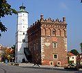 Sandomierz Town Hall 20051004 1200.jpg