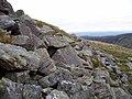 Sandstone boulders - geograph.org.uk - 657875.jpg