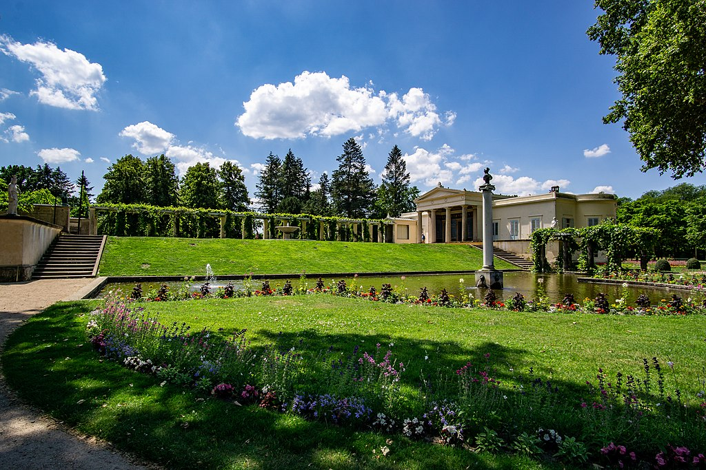Sanssouci - Schloss Charlottenhof - DSC4667