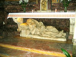 Giovanni Battista Maini - Maini's Saint Anne.