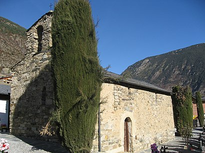 How to get to Sant Marc I Santa Maria with public transit - About the place