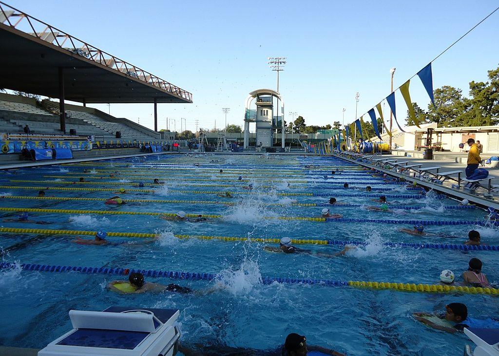 Kids Public Swimming Pool file:santa clara city public swimming pool kids practice