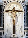 Santa Maria dei Servi (Padua) - Interior - Il Crocifisso miracoloso di Donatello.jpg