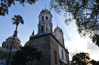 Tlaquepaque City in Jalisco, Mexico