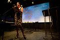 Sarah Ines auf dem Schamrock-Festival der Dichterinnen 2014 Muenchen Fotograf Martin Richartz.JPG