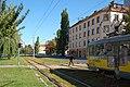Sarajevo Tram-201 Line-3 2011-10-16 (3).jpg