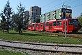 Sarajevo Tram-304 Line-5 2011-10-04.jpg