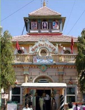 Hanuman temple, Salangpur - Image: Sarangpur Hanumanji Mandir