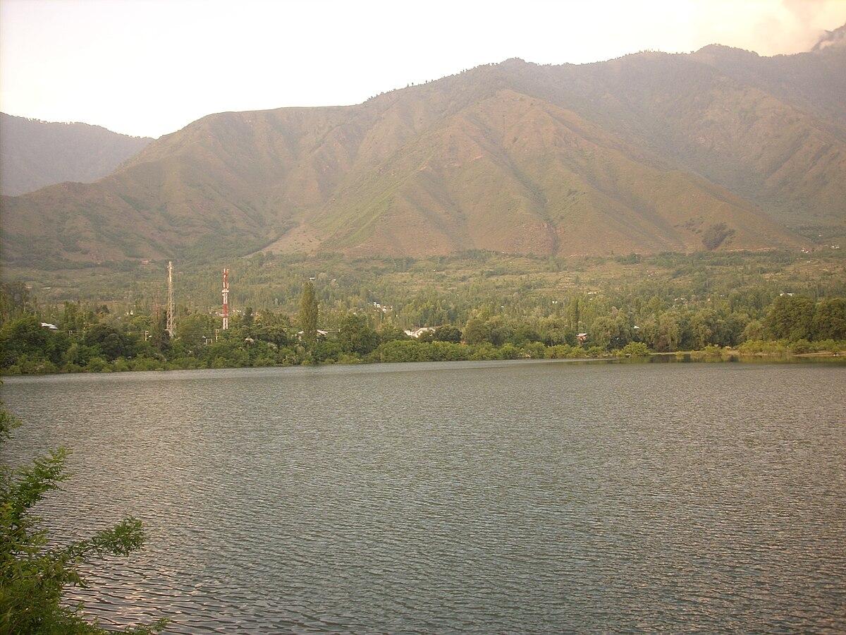 Dachigam National Park  Wikipedia