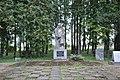 Sarkanās armijas brāļu kapi, WWII, Džūkste, Džūkstes pagasts, Tukuma novads, Latvia - panoramio (4).jpg