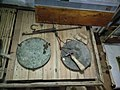 Scale, old weight machine used from traders in Elbasan.jpg