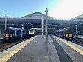 Scene on platform in Glasgow Queen Street railway station 02.jpg