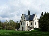 Schwarzenberg Crypt (Orlík nad Vltavou)