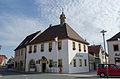Schwarzach, Marktplatz 1, Rathaus-002.jpg