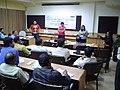Science Career Ladder Workshop - Indo-US Exchange Programme - Science City - Kolkata 2008-09-17 01415.JPG