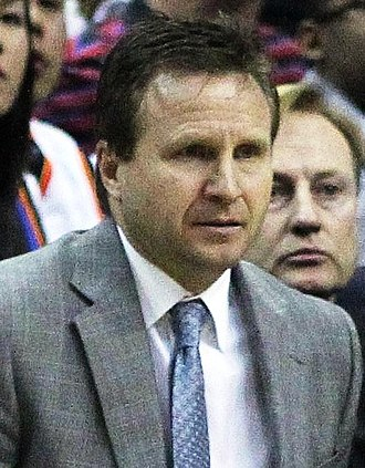 2012 NBA All-Star Game - Image: Scott Brooks