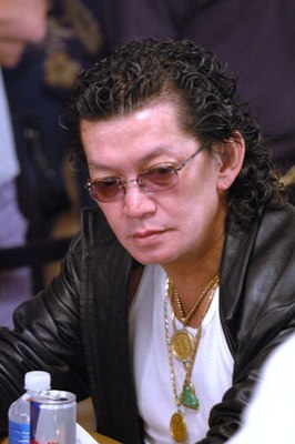 Scotty Nguyen op de WSOP 2006