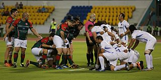 Lebanon national rugby union team
