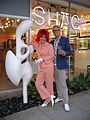 Sculpture by Cherry Capri in front of SHAG store in Palm Springs, CA.jpg
