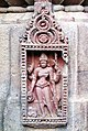 Sculpture on Rajarani Temple 02.jpg