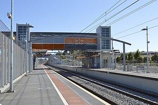 Seaford Meadows railway station