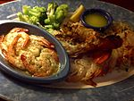 Seaport Lobster & Shrimp - Red Lobster - Seattle