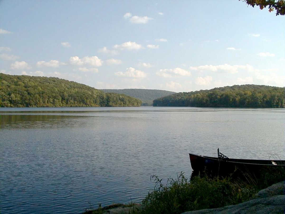 Lake Sebago - Wikipedia