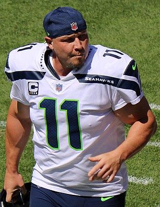 Sebastian Janikowski - Janikowski with the Seahawks in 2018