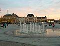 Sechseläutenplatz Opernhaus Sunset.JPG