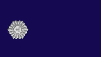 Knesset Guard - Image: Second Guard Officer Kzin mishmar mishne of Knesset Guard