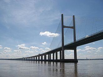 The Second Severn Crossing Second Severn crossing.jpg