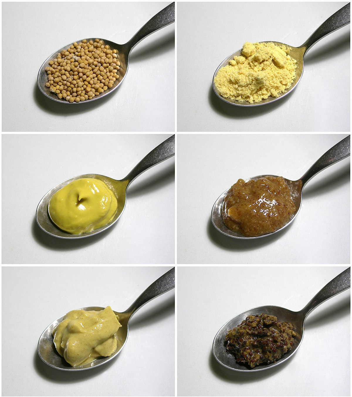 Comment Faire Du Jaune Moutarde moutarde (condiment) — wikipédia