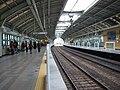 Seoul subway line4 Sanggye station platform.jpg