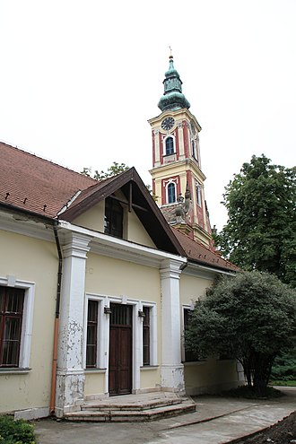 Serbs in Hungary - Serbian Orthodox Museum and Church in Szentendre