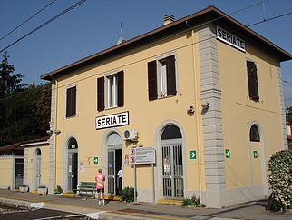 Stazione di Seriate