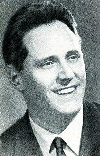 Sesto Bruscantini Italian operatic baritone singer