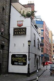 Seven Stars, Bristol City of Bristol, BS1