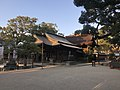 Shaden of Umi Hachiman Shrine 2.jpg