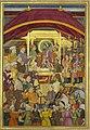 Shah-Jahan receives the Persian ambassador, Muhammad-Ali Beg (26 March 1631) Sahand Ace.jpg
